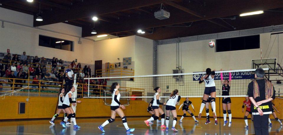 Domenica si giocano a Chiavenna le finali territoriali Under 16 maschili e femminili