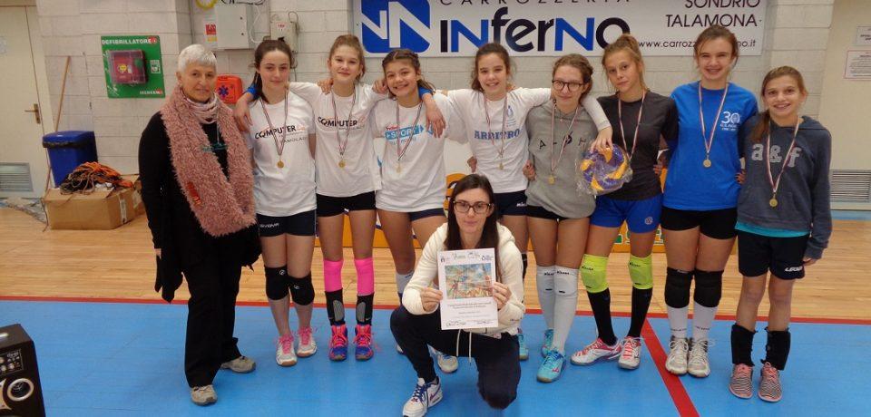 Giochi Sportivi Studenteschi 2017/2018: tra le Cadette domina Chiavenna Bertacchi