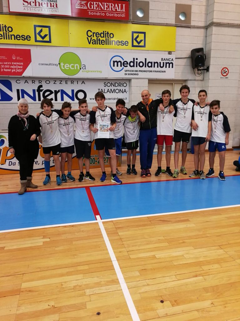 Secondi classificati IC Bormio