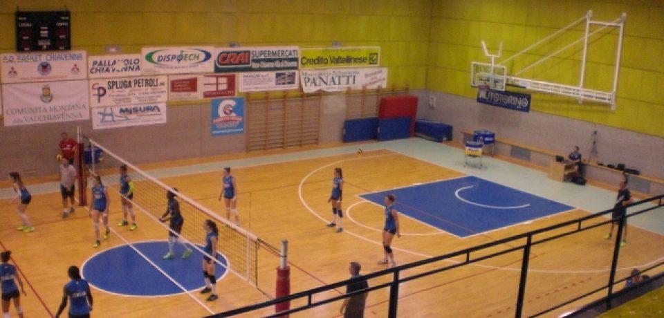 A Chiavenna le Finali regionali Under 16 femminili