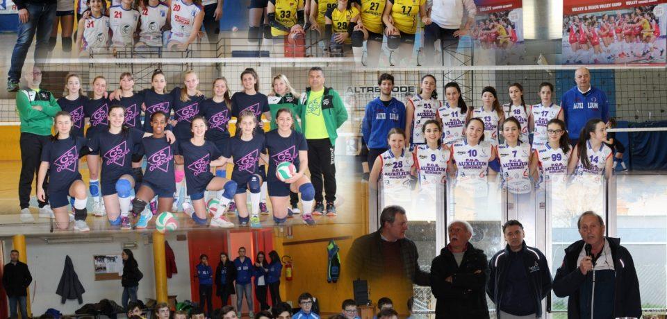 Volley Morbegno e Pallavolo Altolario campionesse U14 femminile e maschile