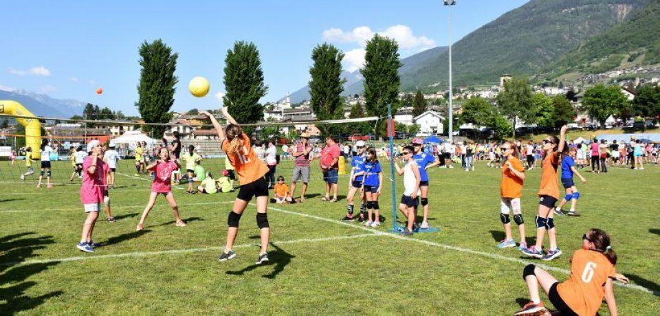 Pubblicato il Valtellina Volley News di maggio 2018