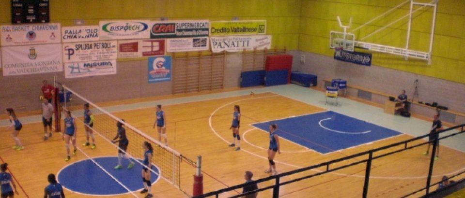 Gli allenamenti della Nazionale Pre Juniores a Chiavenna