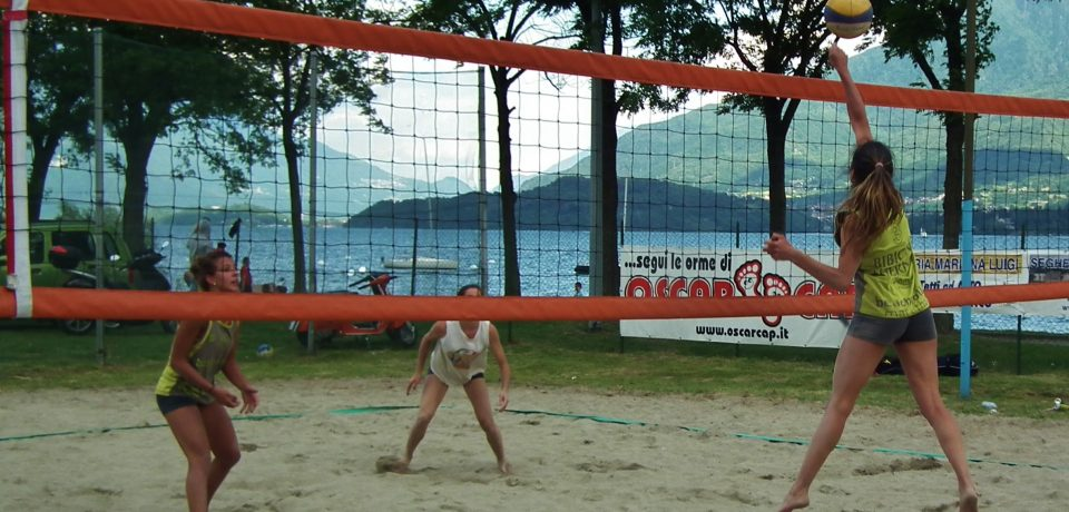 Selezioni per le rappresentative di Beach Volley