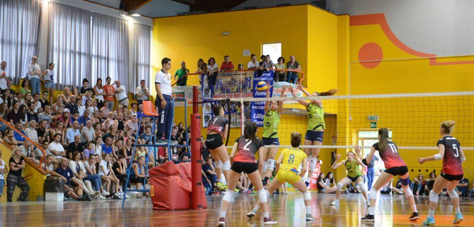 Finali Nazionali U18 F CRAI: Lilliput Pallavolo Settimo e ASD Volleyrò Casal de' Pazzi si contendono lo scudetto