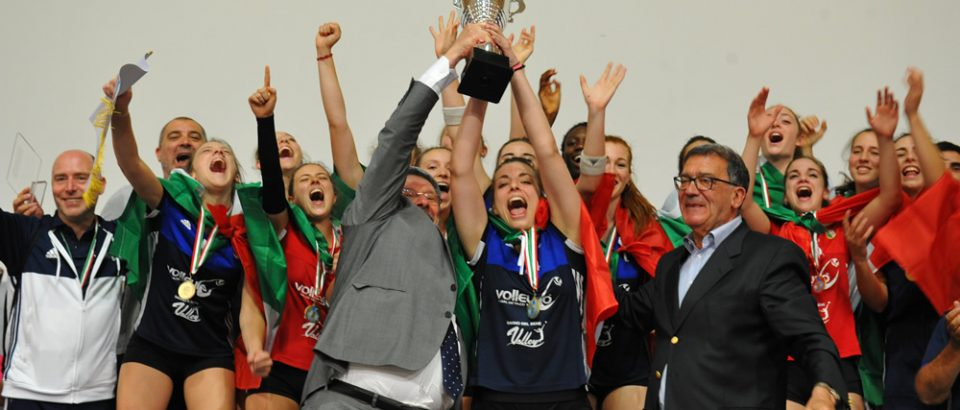 Bormio: Volleyrò Casal de' Pazzi è campione d'Italia U18 F