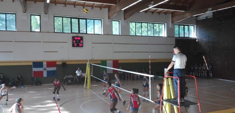 Sono iniziate le amichevoli internazionali giovanili in Valchiavenna