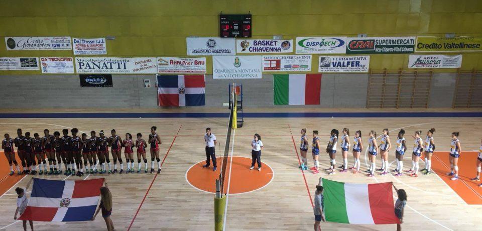 L'Italia vince il triangolare internazionale femminile in Valchiavenna