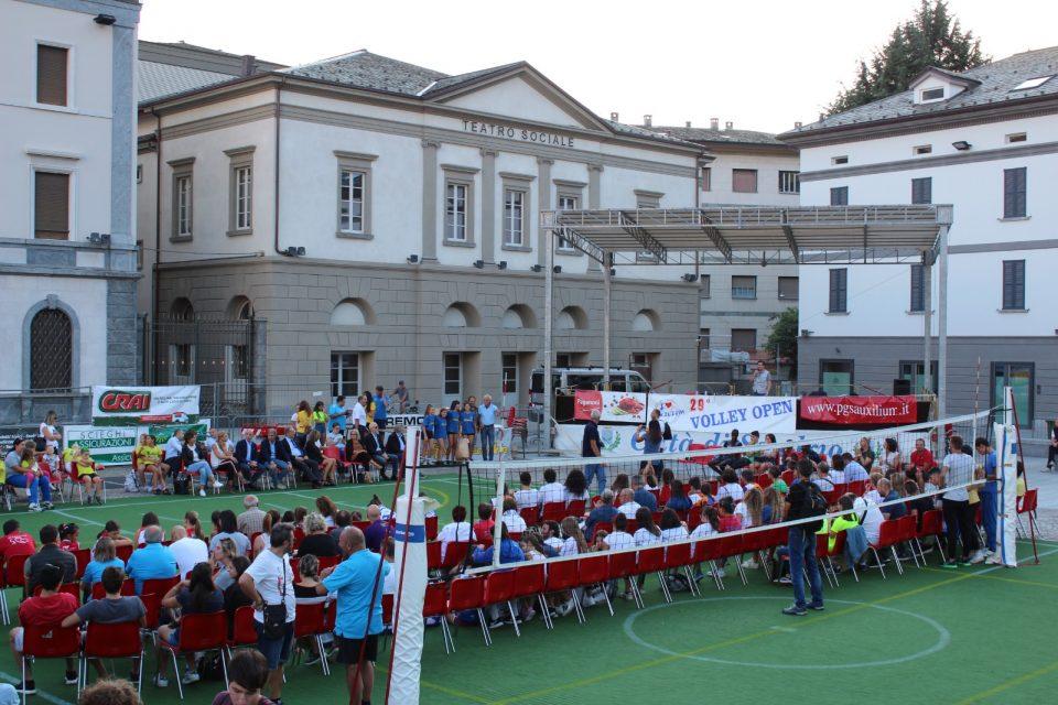 Rinviata la Festa della Pallavolo Valtellinese