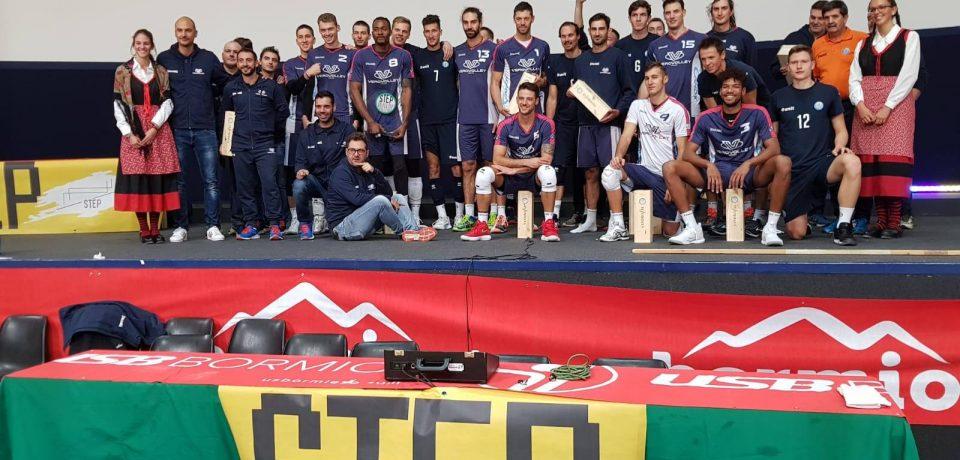Al Vero Volley Monza va il II Trofeo Step Volley Cup di Bormio