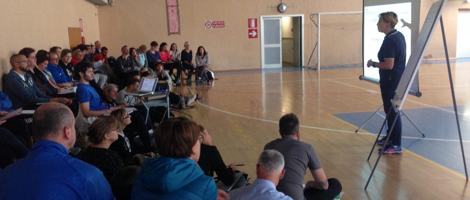 Domani a Sondrio c'è il corso per Smart Coach