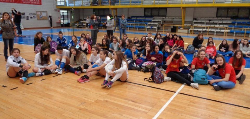 Iniziano i Giochi Sportivi Studenteschi 2018/2019