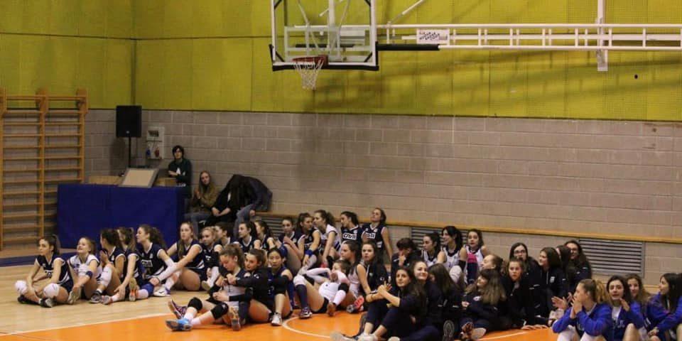 Assegnati i titoli U18: il femminile va al Crai V36 Plus, il maschile al Cosio Volley