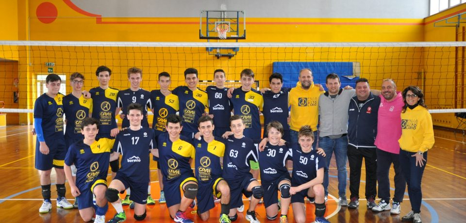 Il titolo Under 16 maschile va all'Us Bormiese