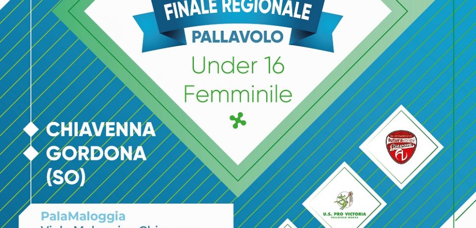 Domenica 12 la ValChiavenna ospita le Finali Regionali Under 16 femminili