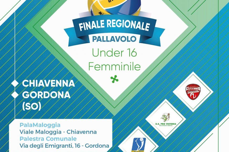 Domenica 12 la ValChiavenna ospita le Finali Regionali Under 16 femminili