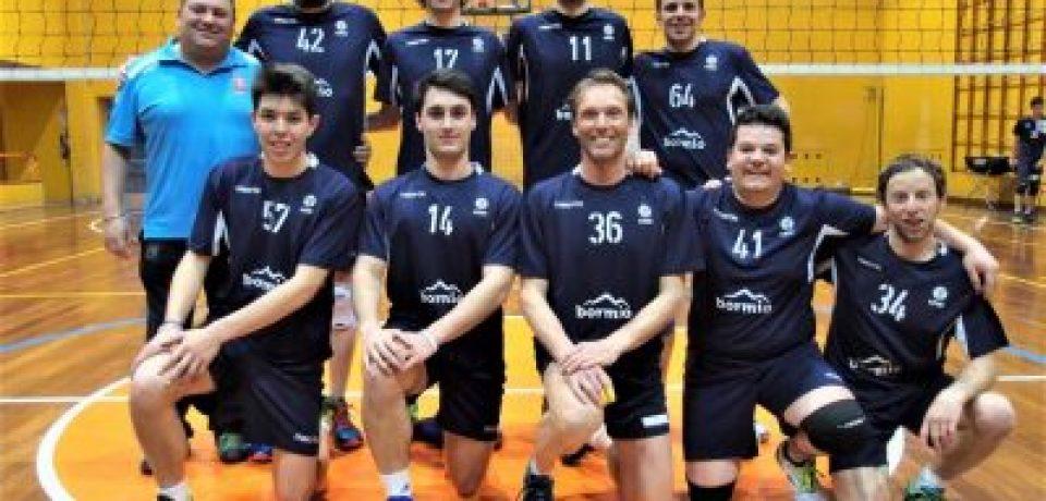 All'Us Bormiese Allianz Assicurazioni il titolo della Prima divisione maschile