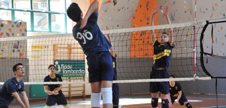 A dicembre iniziano i Giochi Sportivi Studenteschi di volley