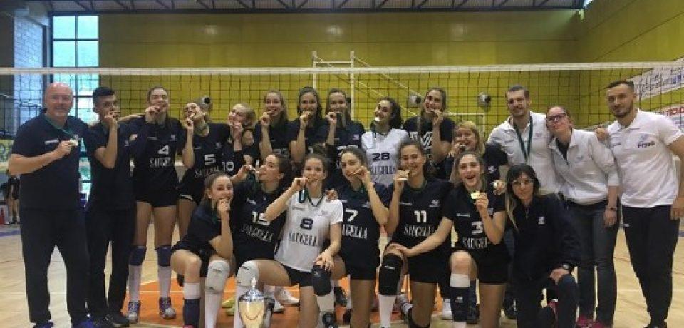 A Chiavenna il Vero Volley Saugella si laurea campione regionale U16 F
