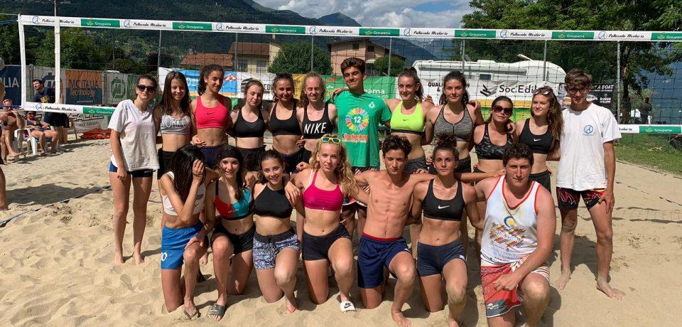 V36Plus e Pallavolo Altolario vincono il secondo appuntamento dedicato al Beach Volley