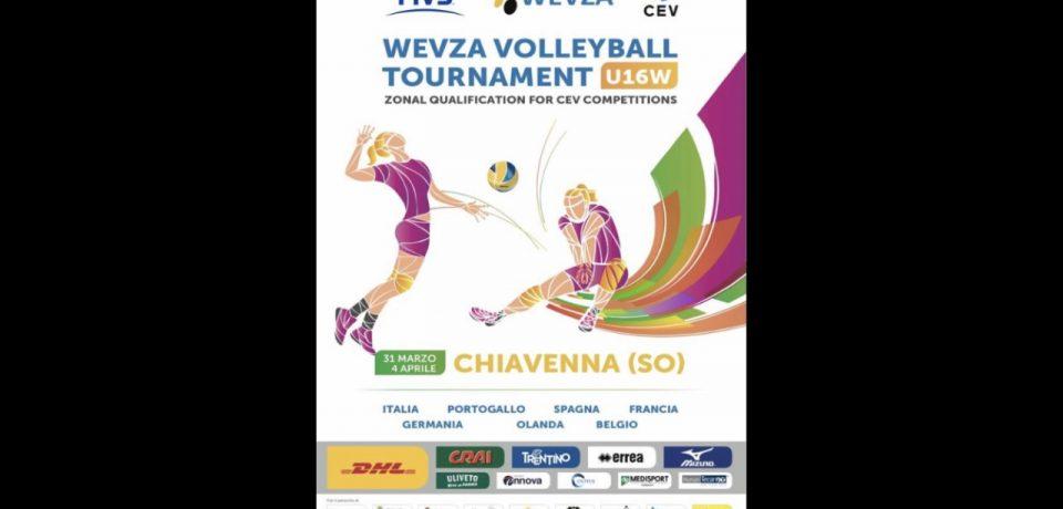 Pallavolo internazionale U16 protagonista a Chiavenna